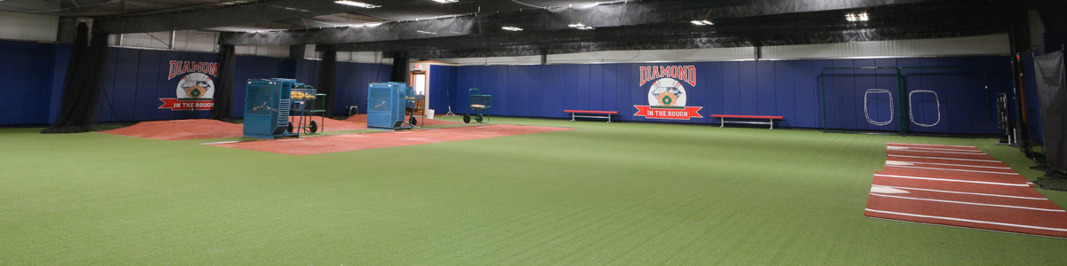 Diamond in the Rough - Large Indoor Facility